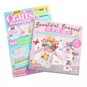 Crafts Beautiful Magazine Issue 317 April 2018