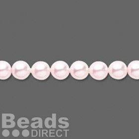 5810 Swarovski Glass Pearls 6mm Rosaline Pk50