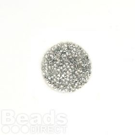 702429 Swarovski Crystal Fine Rocks 26mm Crystal CAL Pk1