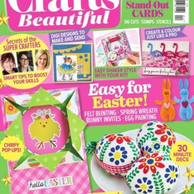 Crafts Beautiful Magazine April 2019 Issue 331