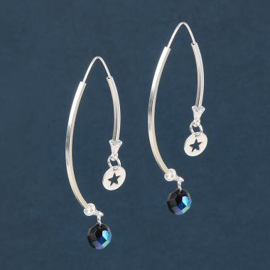 Night Sky Sparkle Earrings