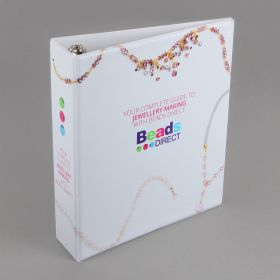 Beads Direct Your Complete Guide to Jewellery Making Ring Binder