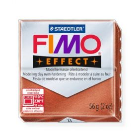 Staedtler Fimo Effect Polymer Clay Metallic Copper 56g