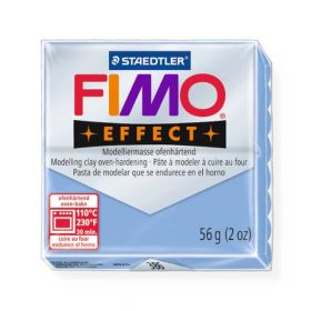 Staedtler Fimo Effect Polymer Clay Agate Blue 56g (1.97oz)