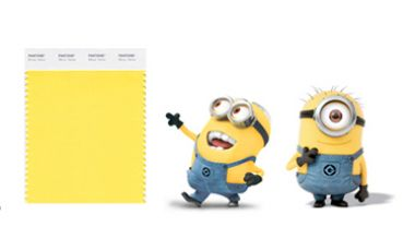 PANTONE: NEW Colour – Minion Yellow