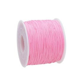 Macrame ™ / Macrame cord / nylon / 0.6mm / light pink / 135m