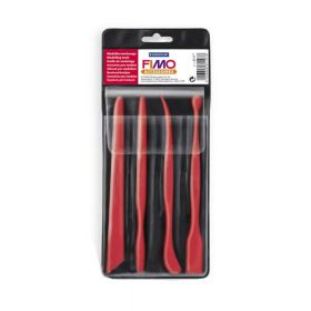 Staedtler Fimo Accessory Modelling Tools 4pcs