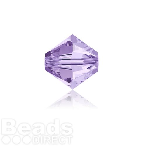 5328 Swarovski Crystal Bicones 4mm Tanzanite Pk1440