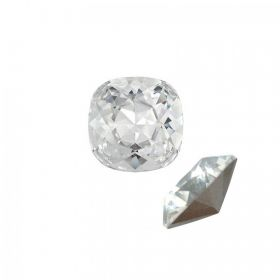 4470 Swarovski Crystal Square Fancy 10mm Crystal F Pk1