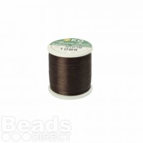 KO Beading Thread Brown 50m
