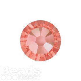 2088 Swarovski Crystal Flat Backs Non HF 4mm SS16 Rose Peach F Pk1440