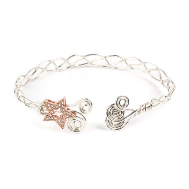 Shooting Star Bangle