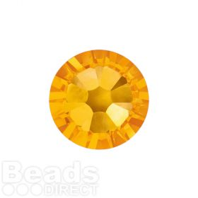 2088 Swarovski Crystal Flat Backs Non HF 4mm SS16 Sunflower F Pk1440