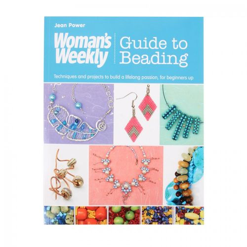 Woman's Weekly Guide to Beading  by Jean Power
