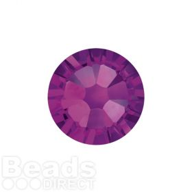 2088 Swarovski Crystal Flat Backs Non HF 4mm SS16 Amethyst F Pk1440