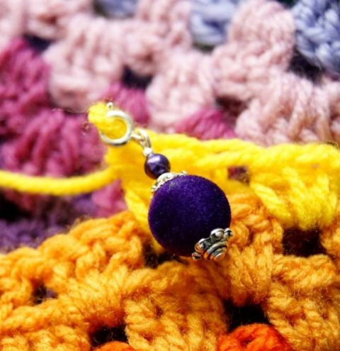 How to make Stitch Markers - Step by Step Tutorial