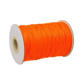 Coated twine / 1.0mm / orange / 160m