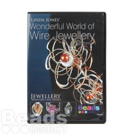 Wonderful World of Wire Jewellery DVD by Linda Jones