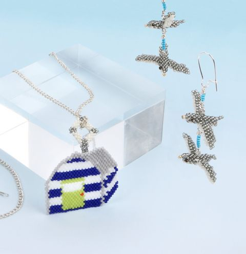 Summer Holiday Jewellery Set