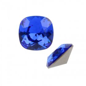 4470 Swarovski Crystal Square Fancy Stone 12mm Majestic Blue F Pk1