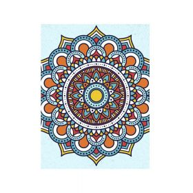 Diamond painting / mosaic 5d / mandala / 30x40cm / 1 pc
