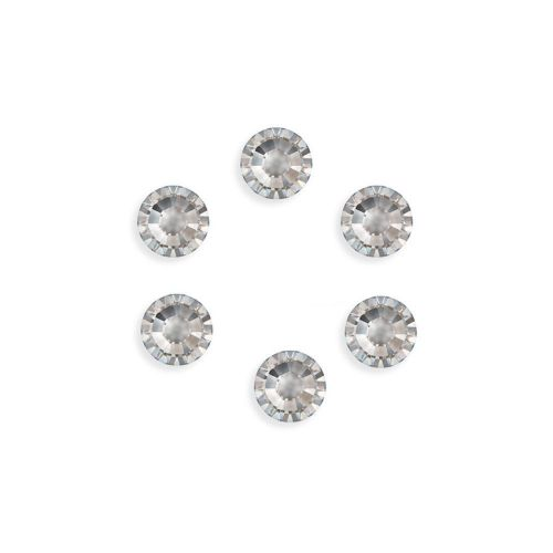 2088 Swarovski Crystal Flat Backs SS34 7mm Crystal F Pk6