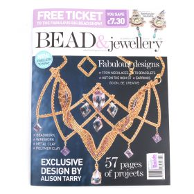 Bead and Jewellery Magazine February/March Issue 92