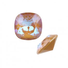 4470 Swarovski Crystal Square Fancy Stone 12mm Crystal Ochre DeLite Pk1