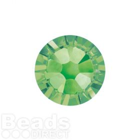 2088 Swarovski Crystal Flat Backs Non HF 4mm SS16 Peridot F Pk1440