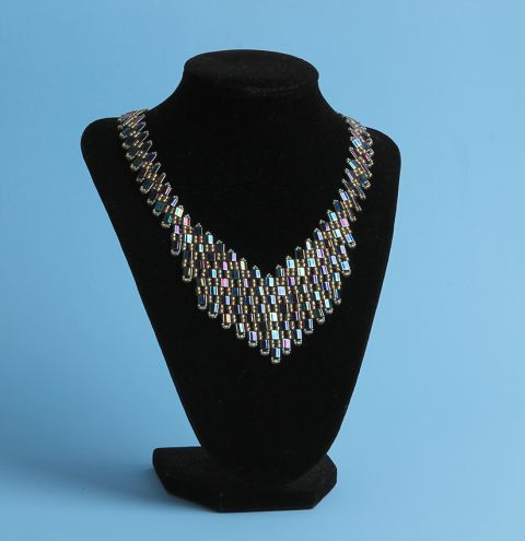 'Cosmic Radiance' Necklace