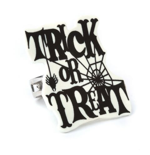 'Trick or Treat' Ring