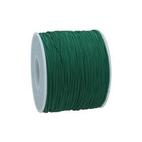 Macramé™ / Macramé cord / nylon / 0.6mm / dark green / 135m