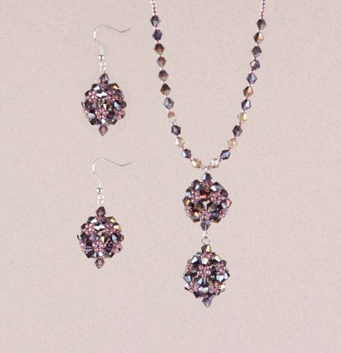 Crystal Disco Set