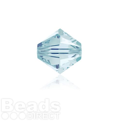 5328 Swarovski Crystal Bicones 4mm Light Azore Pk1440