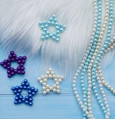 How to make a star pendant - step by step jewellery making tutorial