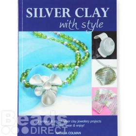 Silver Clay With Style By Natalia Colman