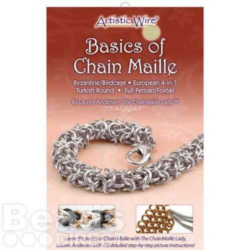 Beadalon Chainmaille Book Beginner - Basics of Chain Maille