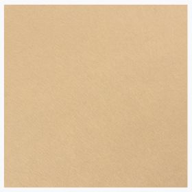 "Beige Felt Square Beading Foundation 9""x9"" For Soutache Pk1"