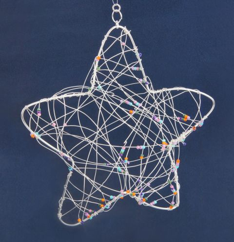 Christmas Carnival Star Decoration
