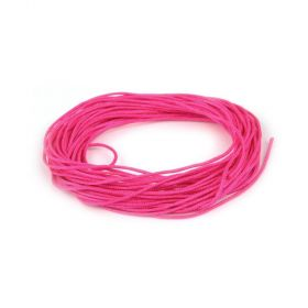 Satin Cord 0.7mm Fuchsia 5m