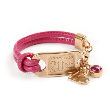 New York Dreams Rose Bracelet