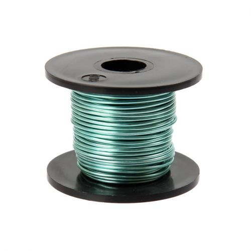 Supa Ice Blue Coloured Copper Craft Wire 0.9mm 8metre Reel