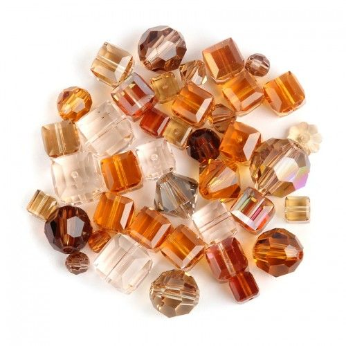X-Limited Edition Swarovski Mix Topaz 20g