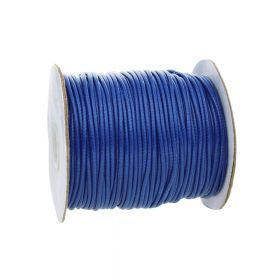 Coated twine / 2.0mm / navy blue / 80m
