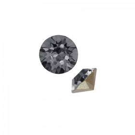 1088 Swarovski Crystal Chaton SS24 5mm Graphite F Pk6