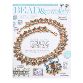 Bead and Jewellery Magazine August/September Issue 88