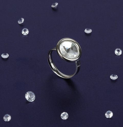 Winter Sparkle Ring