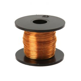 Light Gold Coloured Copper Craft Wire 0.315mm 70metre Reel