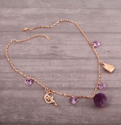 Sugar Plum Necklace