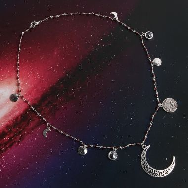 Cosmic Zodiac Necklace